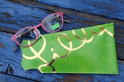 Girl's Lilly Pulitzer Reading Glasses Hibiscus Pink and Tortoise Shell BRAND NEW