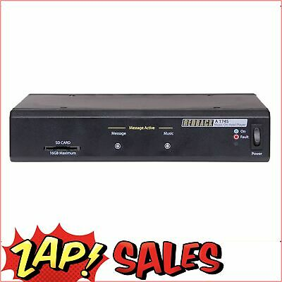 $226 after PHONO Code: Redback MP3/SD Music On Hold Message Player