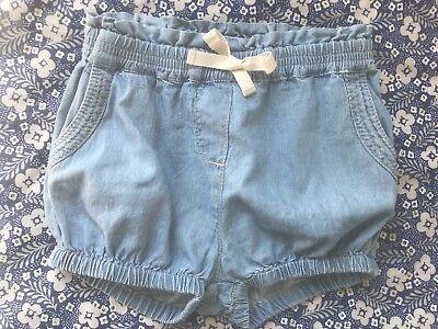 Country Road Baby Girls Chambray Bloomer Size 18-24 Month