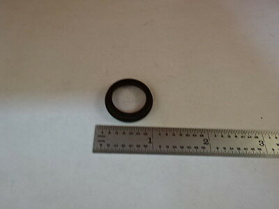 Microscope Part Measuring Reticle Micrometer Optics As Is #y6-A-06