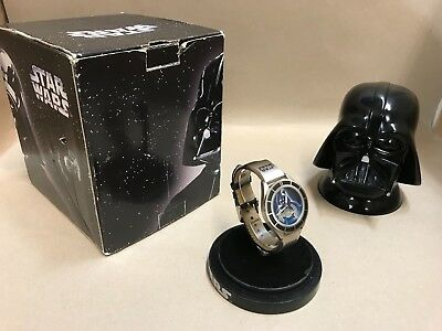 STAR WARS DARTH VADER Fossil Watch Limited Edition 1997 2759 of 10000 PREOWNED