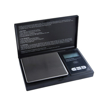 300g/0.01g Electronic Pocket  Digital LCD Kitchen Jewelry Weighing Scale Weight