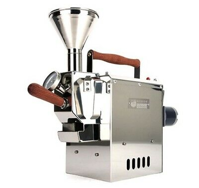 USA Kaldi Wide Coffee Bean Roaster Full Set Motor Operated for Home small cafe