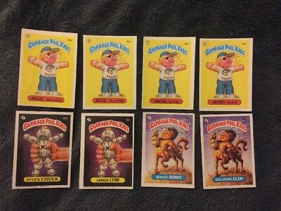 Garbage Pail Kids Series 3 Complete Set From 1986