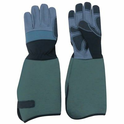 Saxon Rose Pruning Gloves - Reinforced palm for extra comfort- Garden Gloves