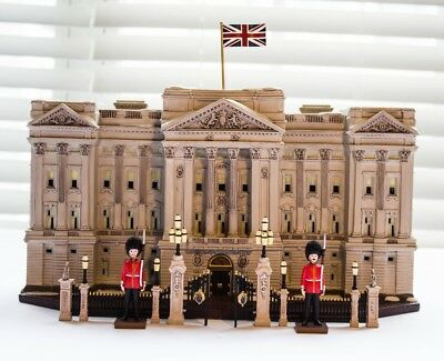 """Dept 56 Dickens Village """"Buckingham Palace"""" No. 56.58736 Mint Limited Edition"""