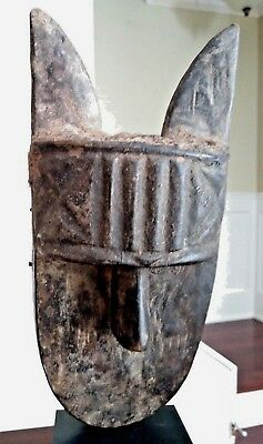 Antique African Toma Mask - GUINEA - Late 19th or Early 20th Century