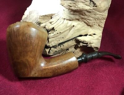 Large Estate Pipe. Eric Nording Freehand In Very Clean Condition