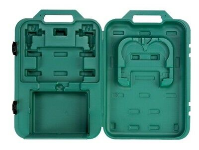 Refco EMPTY PROTECTIVE CASE M4-6-15 Suit Manifolds GREEN