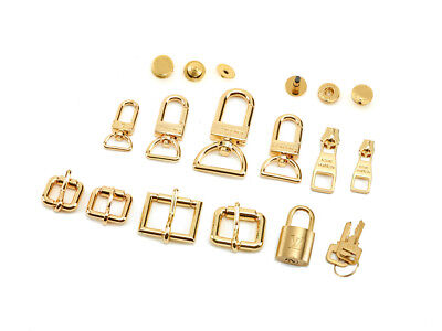 Replacement Luxury Hardware Accessories Zipper Slider Puller Clips Buckle Craft
