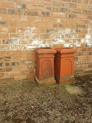 Edwardian Chimney Pots
