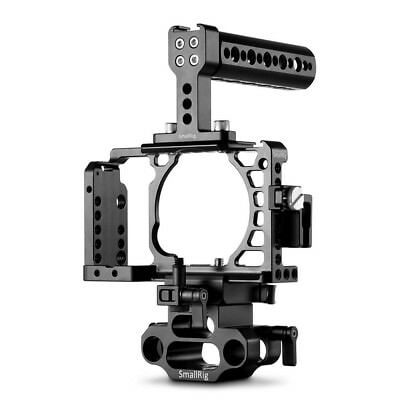 SmallRig Sony A6500/A6300  Camera Cage Accessory Kit with Top Handle 1986