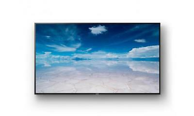 """Sony 75"""" 4K HDR TV with Android, 4K X-Reality PRO, Edge LED, HDR, Motionflo"""