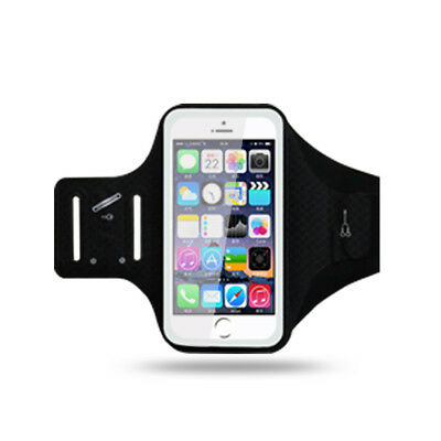 6.2 inch Smartphones Sports Chinlon Lycra Armband Case for Running Fitness