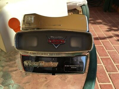 3D Cars View Master