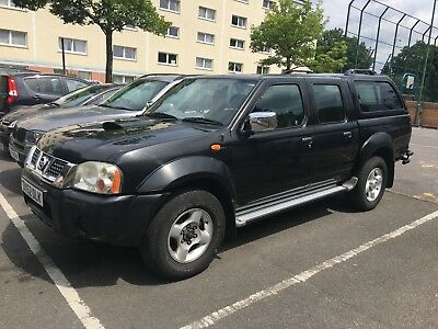 Nissan Navara 2.5 di 2002 Pick Up spare or repair