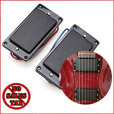 NOWAXX PICKUPS - Baritonator - Humbucker Set - EUR 320,00 | PicClick AT