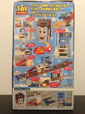 * Brand New * Toy Story Tomica Transform Andy's Room