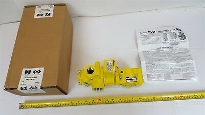 Ross SV27DC305507PSAA1A Sensing Valve 2.9-10bar 26VA 110V/50Hz 110-120V/60Hz New