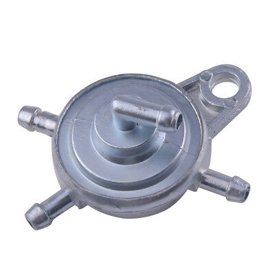 Vacuum Fuel Pump Petcock Fit for GY6 50cc 150cc ATV Scooter