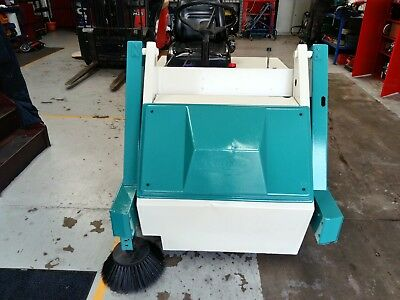 Electric Industrial Sweeper