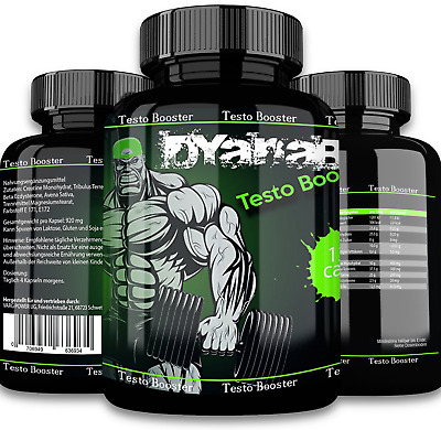 Dyanabol Testo Booster pour Rapide Musculation Extrème Testostérone Booster
