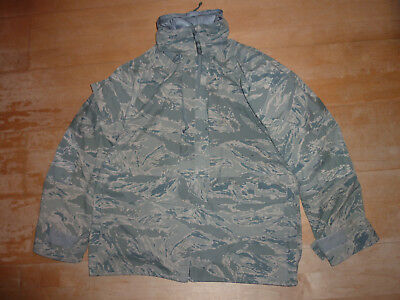 Orig ABU USAF GORETEX Gore-Tex Parka M MEDIUM Reg. Tigerstripe Air Force APECS