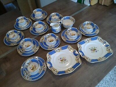 Tuscan China,Made in England, Service