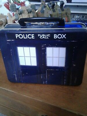 Doctor Who Top Trumps Collectors Tin With Cards