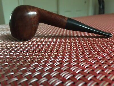Bartlett & Bickley Piccadilly Gross-Grain Smooth Apple/England Tobacco Pipe