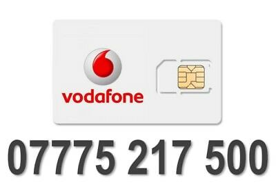 Vodafone Gold Easy Vip Business Mobile Number Diamond Platinum Simcard 777 500