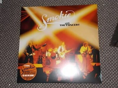 Smokie - Live The Concert  (Live in Essen/Germany 1978) VINYL  2LPs  NEU  (2017)