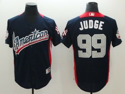 American League Aaron Judge | Mookie Bets 2018 MLB All-Star Game Jerseys (NWT)