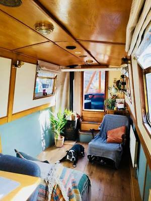 60ft Narrowboat 2007 with Oxford Mooring available