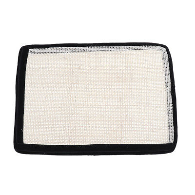Cat Natural Sisal Scratching Pad Mat Flat Board Bed Scratcher Post Play Toys