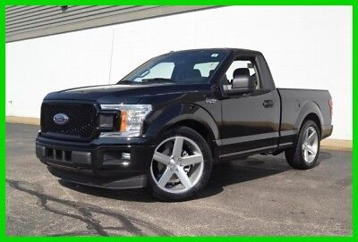 Ford F-150 Lightning 2018 Ford F-150 Lightning package 650Hp Roush Supercharged 5.0L 10-Speed 22's