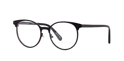 ff0217244d STELLA MCCARTNEY EYEGLASSES SC0080OI SC 0080 OI 001 Black Optical ...