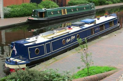 Narrowboat, 55ft Traditional liveaboard
