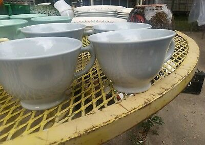 4  LuRay TS&T Pastel Light Gray Cups