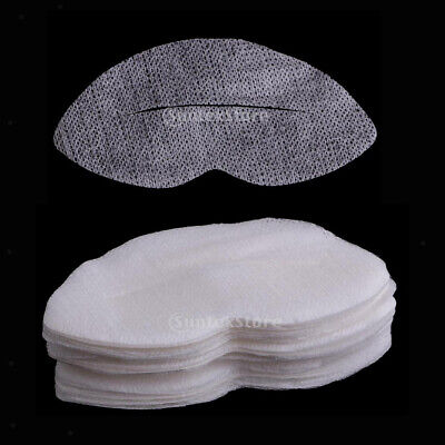 100 Pieces Dry Lip Mask Cotton Pad Cosmetic Make Up Remover Facial Cleaner
