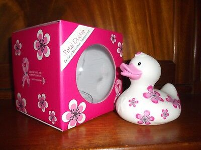 BUD Collectable Rubber Duck for Cancer Research PETAL (2009) -discontinued