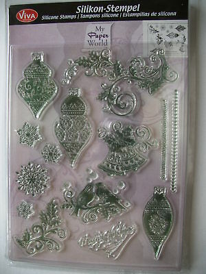 Clear Stamps, OVP