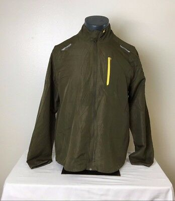 Women's Old Navy Active Jacket XL Green Warm Excellent Long Sleeve