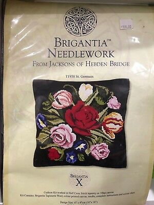 Brigantia Needlework Tapestry Cushion Kit