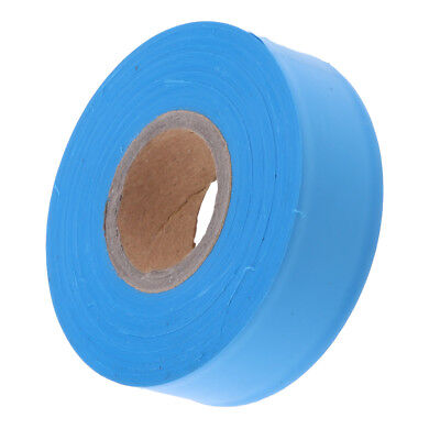 Non Adhesive Flagging Tape Marking Ribbon Trail Marker Bright Colored