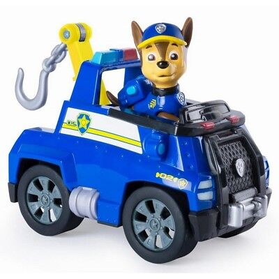 Spin Master 6022627 - Paw Patrol - Chase's Tow Truck