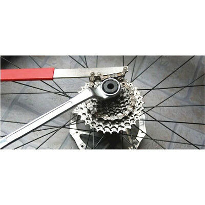 Bicycle Freewheel Disassembly Wrench Chain Whip Cassette Sprocket Remover Tool