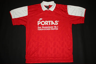 Nike Kickers Offenbach Trikot Jersey Maglia Maillot Camiseta Shirt Rot Weiß OFC