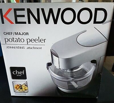 kenwood chef potato peeler attachment AT444/AT445
