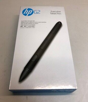 HP ElitePad Executive Tablet Pen (Generation 2) F3G73AA NEW SEALED RETAIL BOX